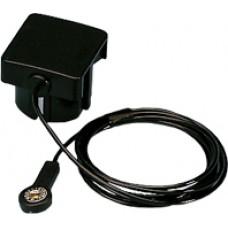 Aardingsstekker met spiraal kabel