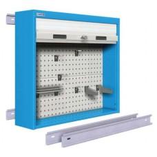 Famepla gereedschapskast met roldeur voor wandmontage 1114 mm