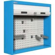 Famepla gereedschapskast met roldeur voor plaatsing op de werkbank 810 mm