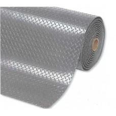 Cushion Trax® antivermoeidheids- en veiligheidsmat, grijs, 600 x 910 mm
