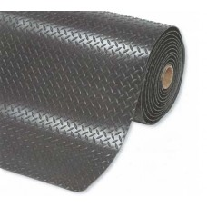 Saddle Trax® antivermoeidheids- en veiligheidsmat, zwart, 600 x 910 mm