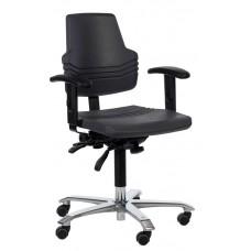 4400/F Score werkstoel PUR Pro zonder armleggers