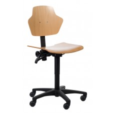 Spirit Line werkstoel 1500/F beuken zonder armleggers