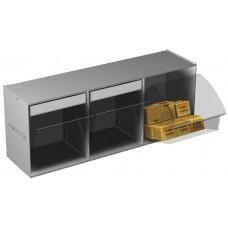 Unibox kantelbak 3 - vaks uitvoering
