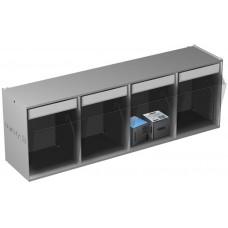 Unibox kantelbak 4 - vaks uitvoering