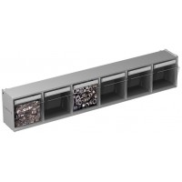 Unibox kantelbak 6 - vaks uitvoering